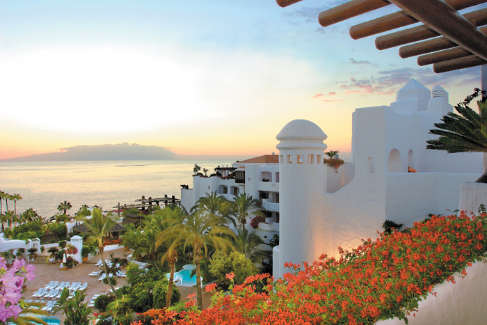Accommodation in Spain